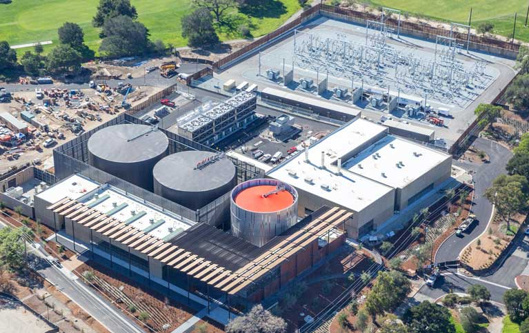 New Stanford Energy System Cuts Greenhouse Gas Emissions