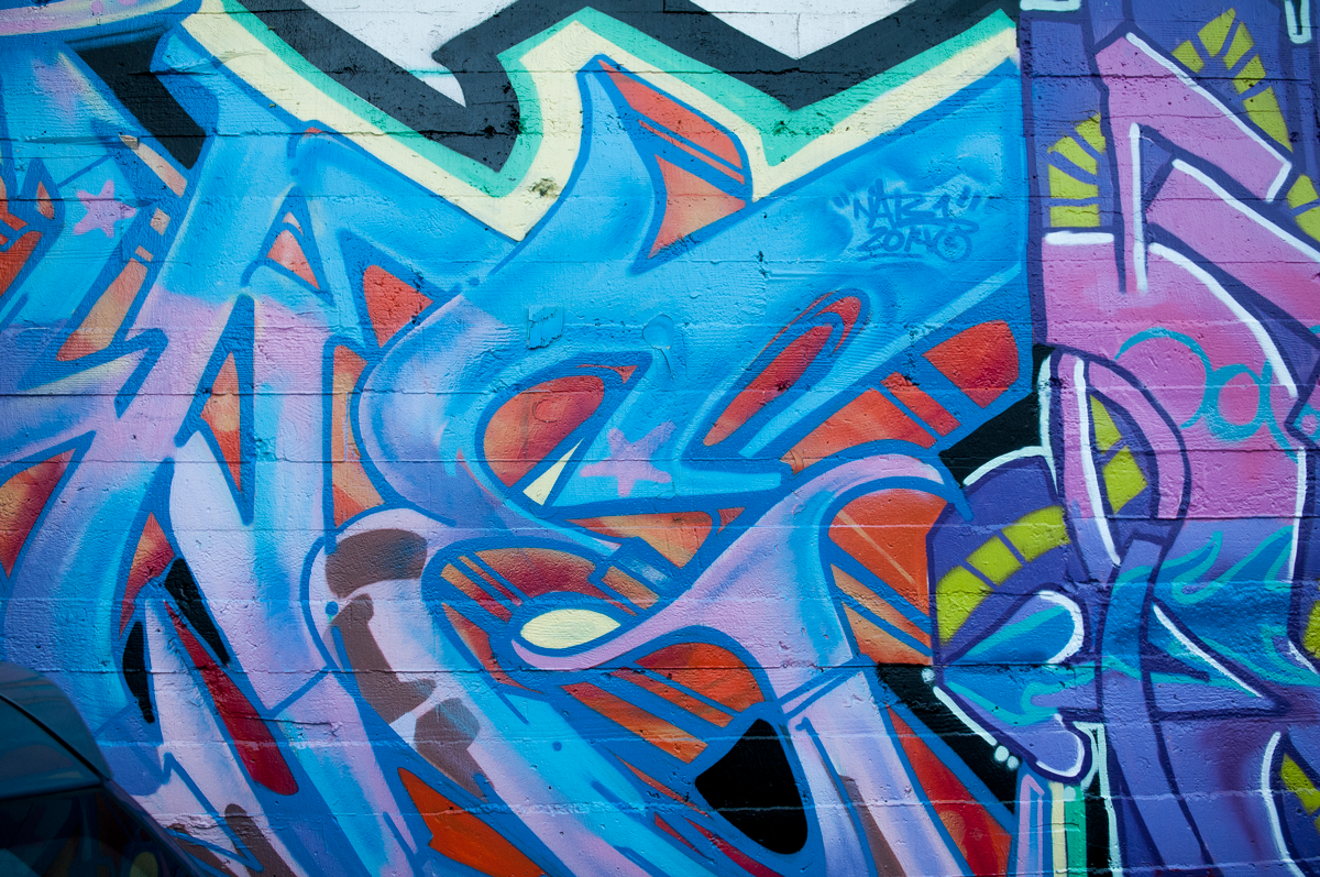 beyond the classroom hip hop kareem alston l a cicero graffiti art on a wall in san francisco hip hop