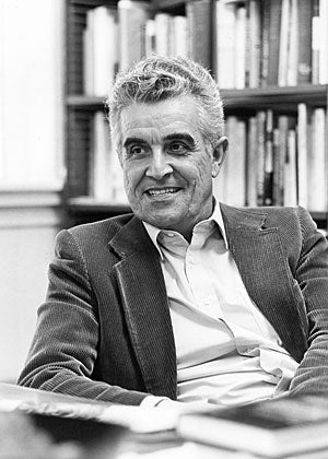 Rene Girard To Join Ranks Of The Immortals With French