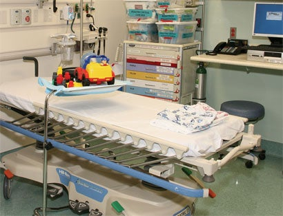 New Pediatric Emergency Facility Ready To Open This Week