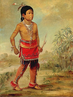 child osceola