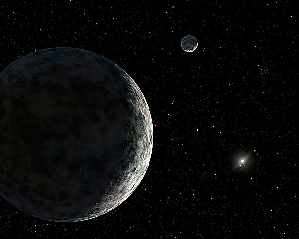 Scientist who found 39 10th planet 39 discusses downgrading of for Define pluto
