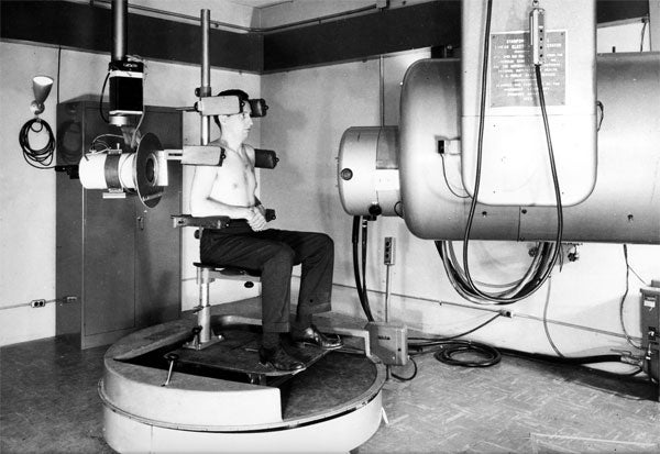 Medical Linear Accelerator Celebrates 50 Years Of Treating