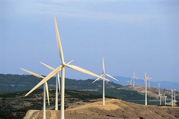 Study Finds That Linked Wind Farms Can Result In Reliable