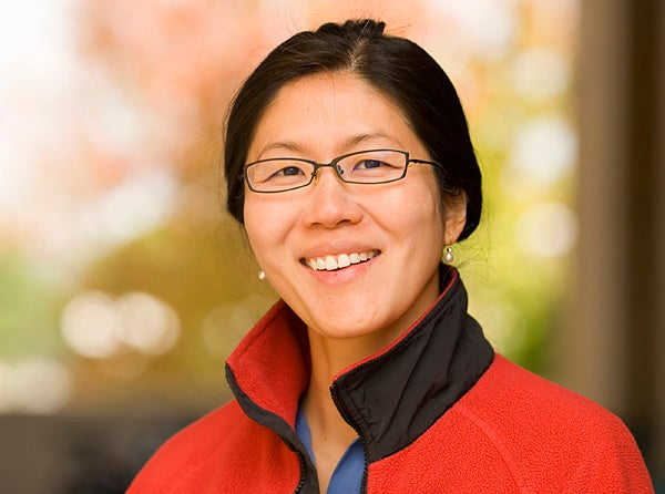 Karen Seto, assistant professor of geological and environmental sciences