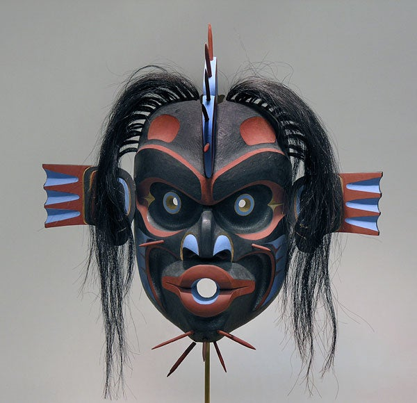 Mask, by Don Yeomans