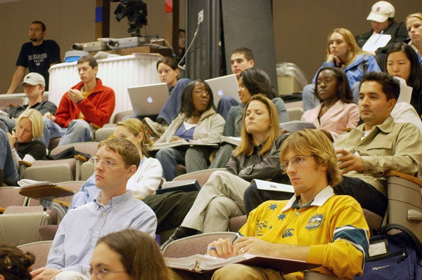 Curriculum reform takes medical school a notch higher for