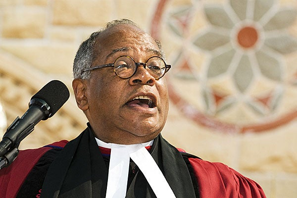 The Rev. Peter J. Gomes