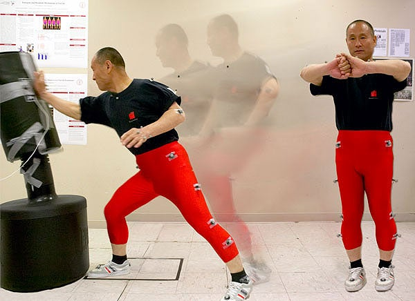 Tai Chi and Postural Stability in Patients with Parkinson ...
