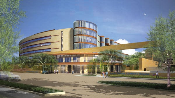 Hospitals unveil vision for new Medical Center