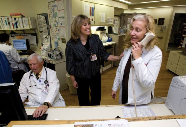 Hospital nurses to be honored May 4-8 for skills, caring