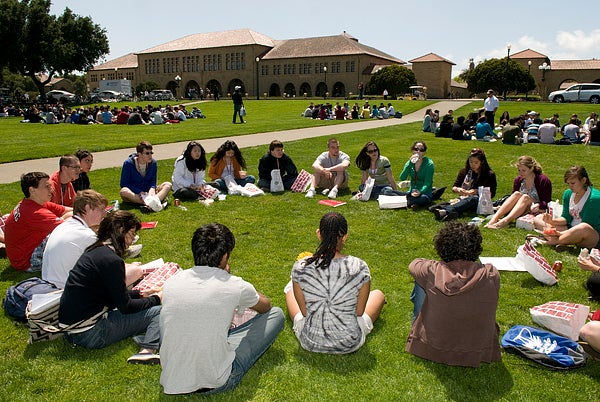 Stanford University Tours For Prospective Students
