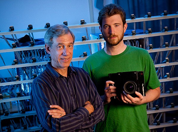 Marc Levoy and Andrew Adams