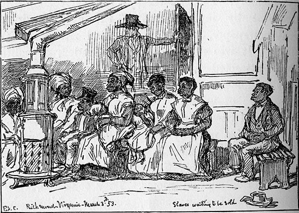 a report on slaves and slavery in america Slavery was practiced throughout the american colonies in the 17th and 18th  centuries, and african slaves helped build the new nation into an economic.