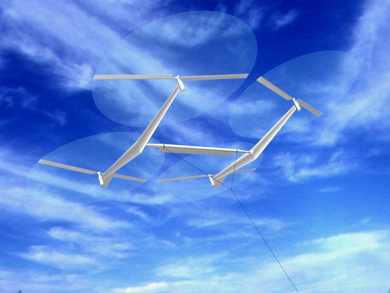 Sky WindPower kite