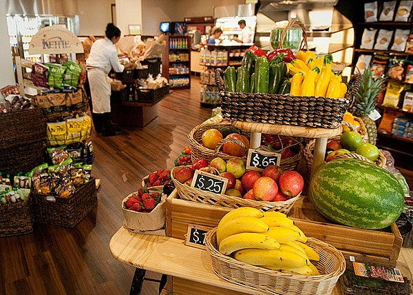 Got Cravings? Check Out The Market At Munger