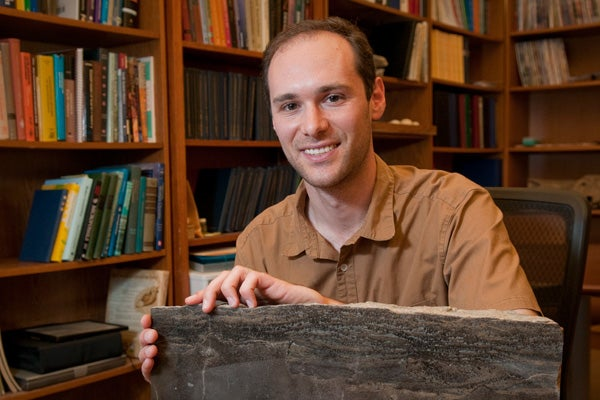 Jonathan Payne is an assistant professor of geological and environmental sciences at Stanford.