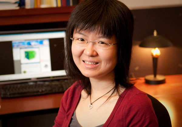 Wei Wang, a postdoctoral scholar in mechanical engineering, said her time at Stanford helped her secure a job as an assistant professor of mathematics at Florida International University.