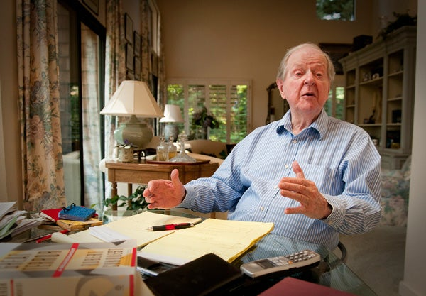 Robert ConQuest stanford