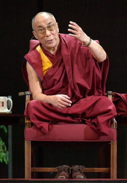 Stanford preparing for Dalai Lama's October visit