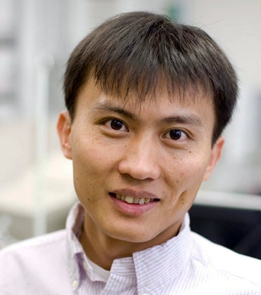 Professor of Materials Science and Engineering Yi Cui