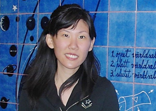 Mineral physicist Wendy Mao