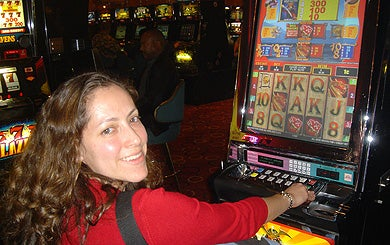 are all casinos in california indian