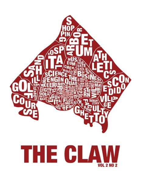 Cover of The Claw