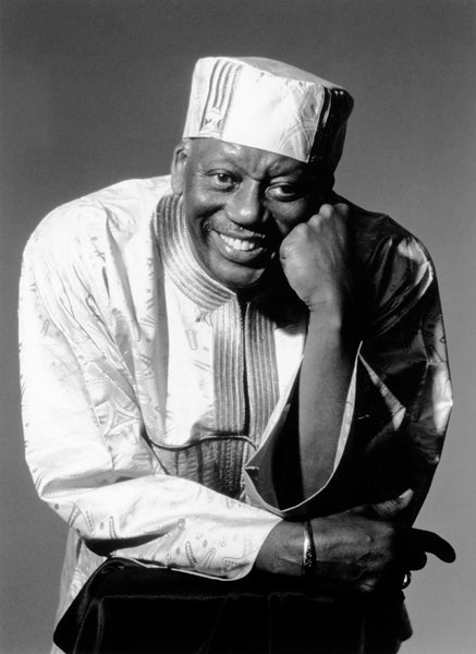 Randy Weston has devoted his life to the study of African music, including a six-year residence in Morocco, where he ran a nightclub and studied with master musicians.