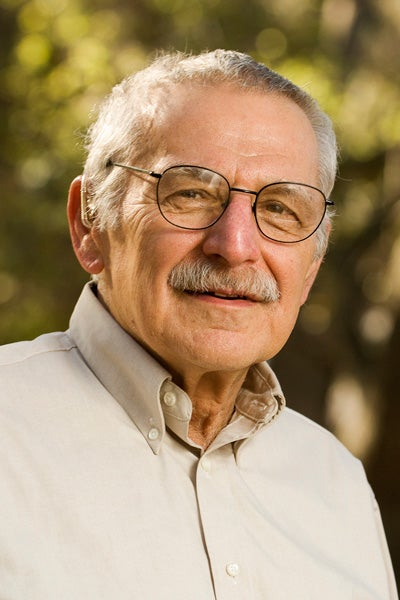 Harold Mooney, professor of biology and senior fellow at the Woods Institute for the Environment, is co-editor of the report.