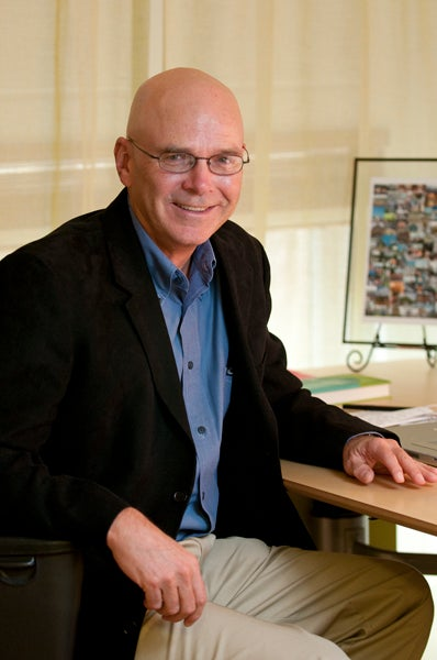 Byron Reeves, the Paul C. Edwards Professor of Communication