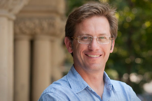 Co-founder Rob Reich said the Hope House program offers Stanford faculty a chance to learn as well as teach.