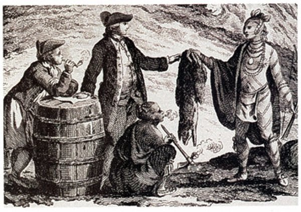 an analysis of the canadian fur trade Russian fur market is largest in the world  another blow to the domestic fur clothing trade is the government's failure to run sheep-breeding  canadian.
