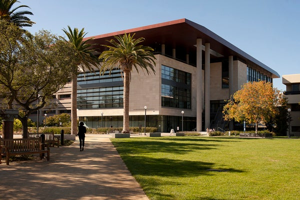 A self-guided tour of new campus sights