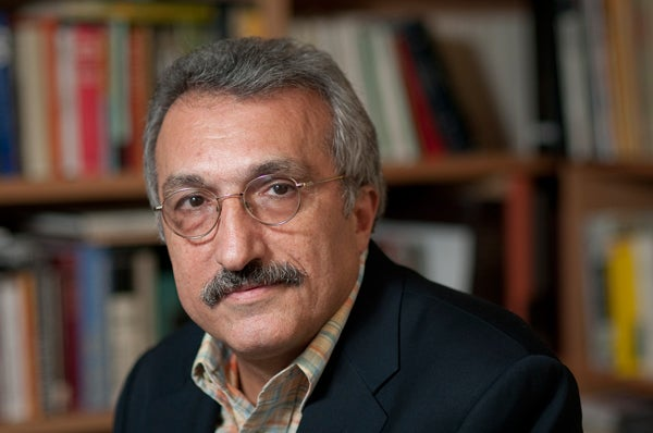 Portrait of Abbas Milani