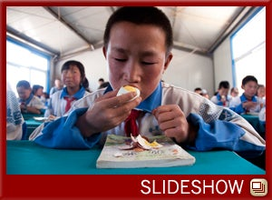 Stanford's Rural Education Action Project in Guizhou Province, China
