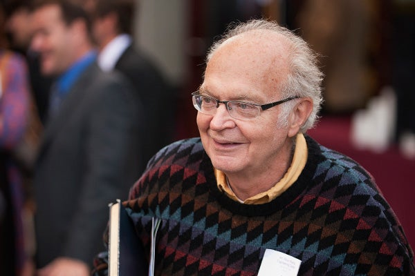Don Knuth portrait