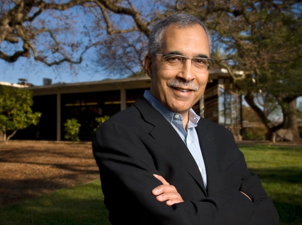 Claude Steele portrait
