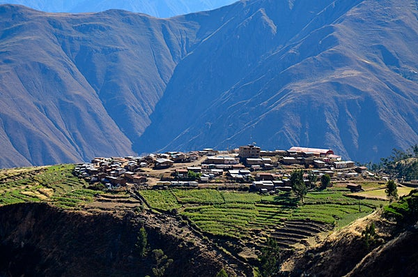 Stanford Team Shows Peruvian Villagers How To Protect
