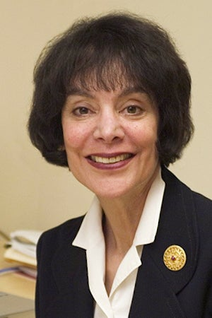 Psychology Professor Carol Dweck