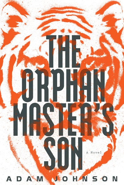 Cover of book 'Orphan Master's Son'