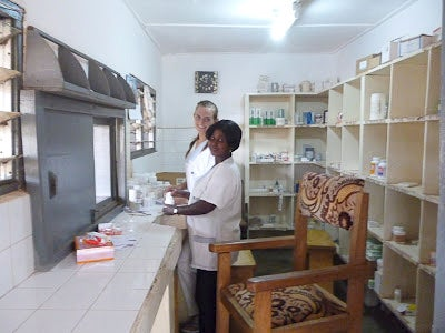 Clinic in Tamale