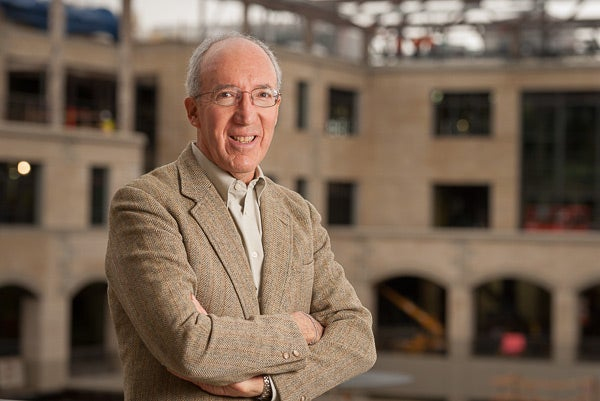 Raymond E. Levitt, professor in the School of Engineering, is the chair of the 45th Faculty Senate.