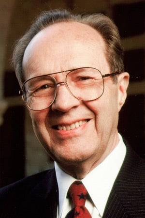 William J. Perry portrait