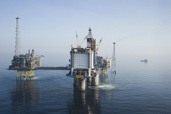 Norway's Utsira formation, under the Sleipner Gas Field, was host to the world's first commercial carbon storage project.