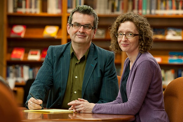 Hume Writing Center directors