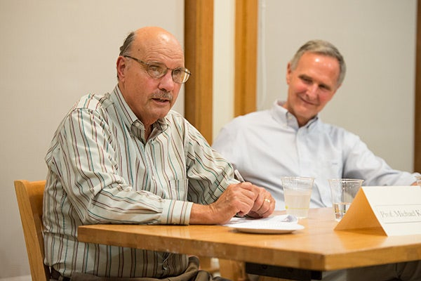 Professors Michael Kirst and Eric Hanushek discuss the positions of President Obama and Gov. Mitt Romney.