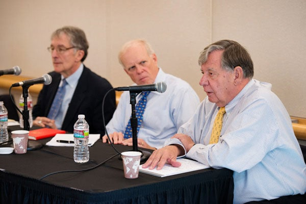 Howard Gardner, John Hennessy and William Bowen