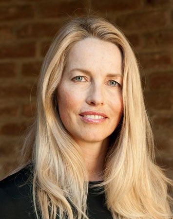 Laurene Powell Jobs portrait