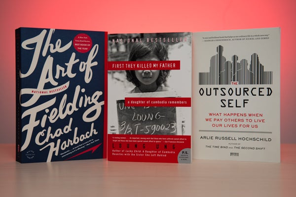 Books selected for the 2013 Three Books program